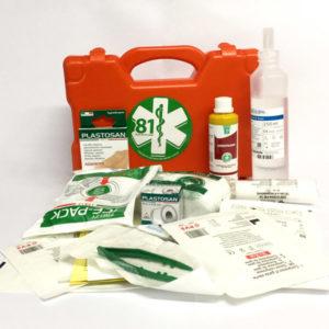 Cassetta medica Allegato 2 fino a 2 dipendenti