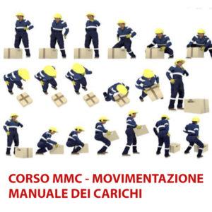 Il Corso MMC Movimentazione Manuale dei Carichi