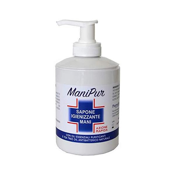 Sapone liquido 750 ml igienizzante mani e corpo pH NEUTRO con glicerina vegetale e Clorexidina. Ottimo prodotto per la tua igiene personale e rimozione dei batteri sulle mani.