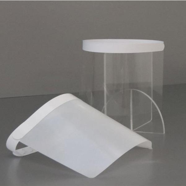 Visiera protettiva CovidStop in policarbonato modello Light CE