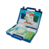Cassetta Pronto Soccorso Piccola per Auto, Campeggio, Ufficio, Casa. Ideale come travel kit